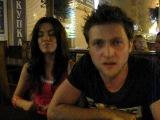 Гризли и Вахтанг на Арбате: битбокс под песню