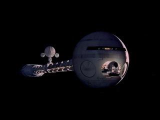 Космическая одиссея 2001 \\  A Space Odyssey\\  Кубрик.фантастика.1968 год.